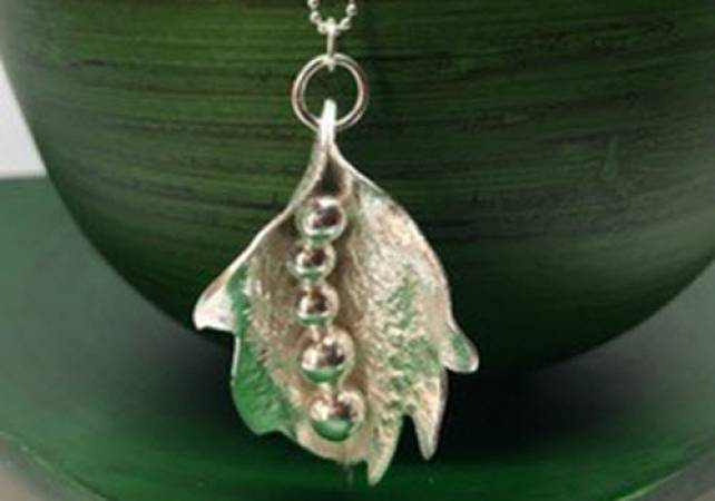 Silver Jewellery Making One Day workshop in Kent designing jewellery Image 2