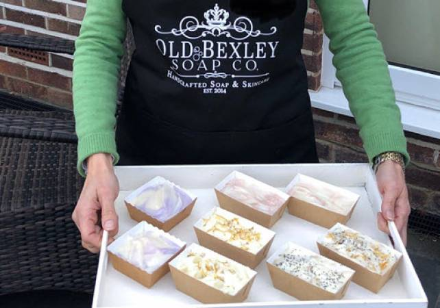 Beginner's Soap Making Course with Afternoon Tea  - Kent Image 1