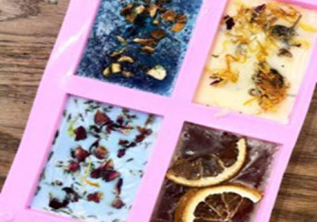 Soap Making Workshop  - Suitable for 15 years+ Cardiff, South Wales Image 4