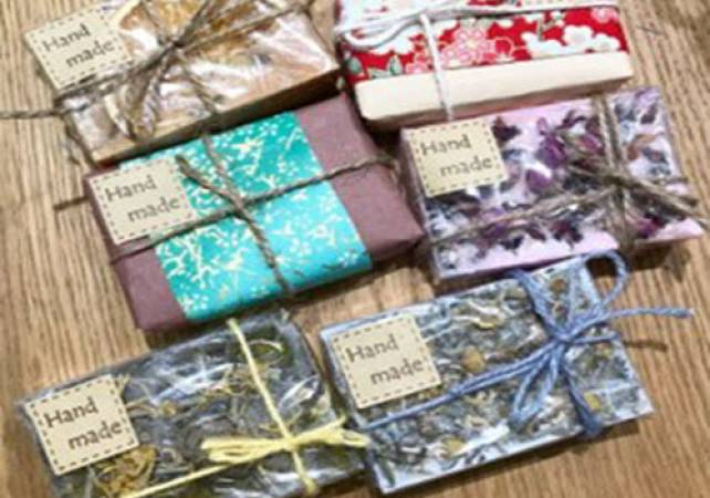 Soap Making Workshop  - Suitable for 15 years+ Cardiff, South Wales Image 1