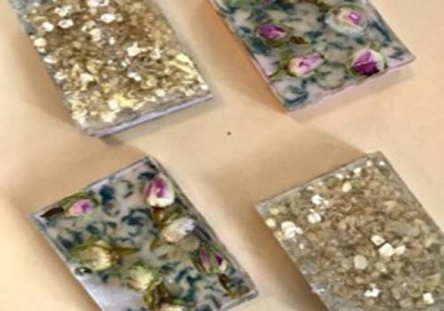 Soap Making Workshop  - Suitable for 15 years+ Cardiff, South Wales Image 3