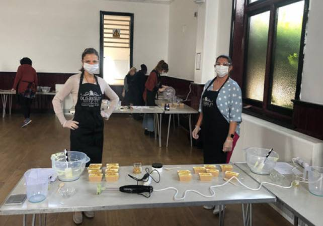 Beginner's Soap Making Course with Afternoon Tea  - Kent Image 3