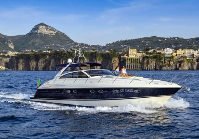 Romantic Dinner on Boat On Italian Coast  For 2 - 4 People Image 2