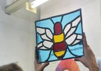 Thumbnail - Stained glass workshop for beginners in Brixton, London Image 3