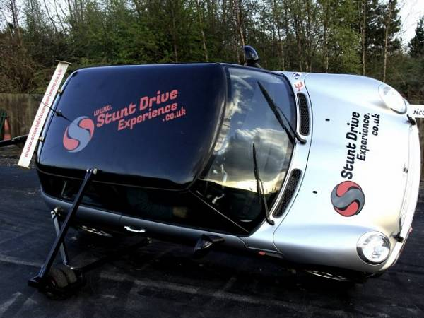4 Stunt Driving Experience  - Middlesburgh Image 1