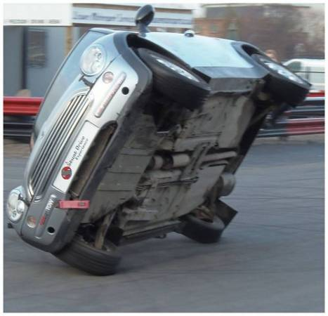 6 Stunt Driving Experience  - Middlesbrough Image 5