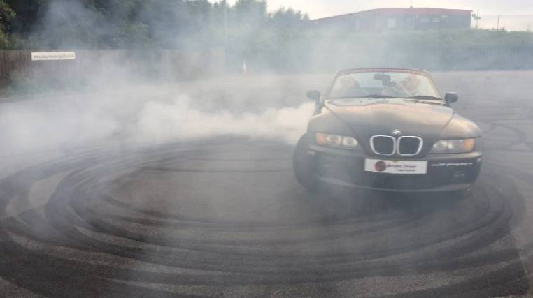 6 Stunt Driving Experience  - Middlesbrough Image 4