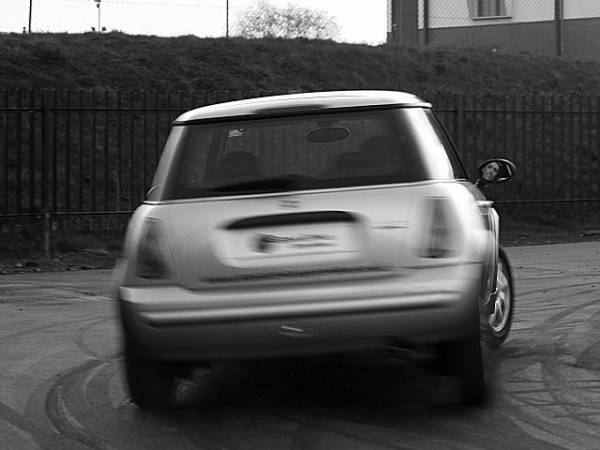 Be a Passenger Stunt Driving Experience Middlesbrough Image 3