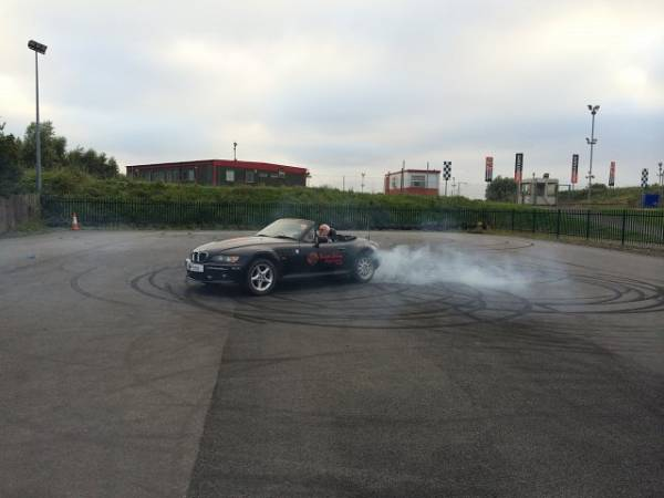 Be a Passenger Stunt Driving Experience Middlesbrough Image 1
