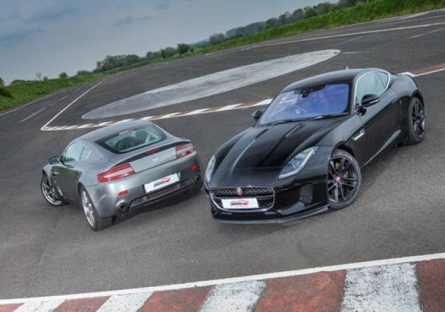 Supercar driving experiences in Cheshire - voucher experience Image 6