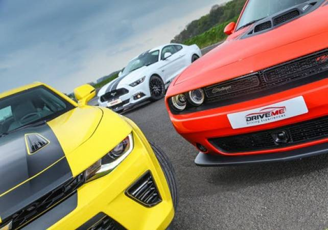 Supercar driving experiences in Cheshire - voucher experience Image 3
