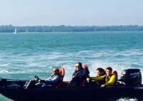 90 Min Thunderboat Racing Boat Image 0 Thumbnail