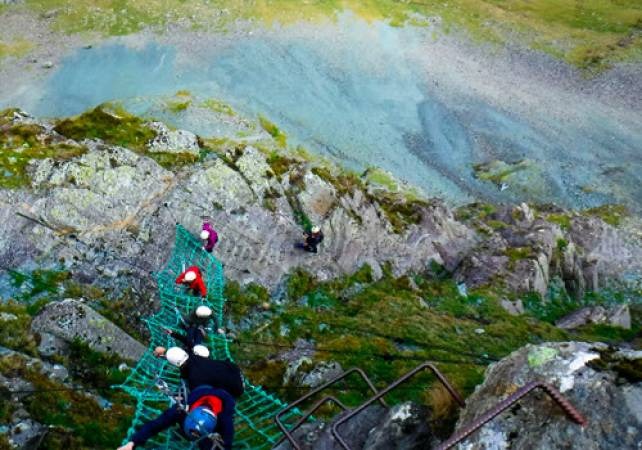 Via Ferrata Extreme in the Lake District min age 10 yrs + Image 1