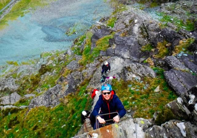 Via Ferrata Extreme in the Lake District min age 10 yrs + Image 2