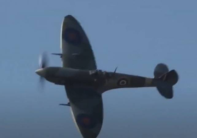 Battle of Britain Simulation Experience in Newcastle, 6 Years + Image 3