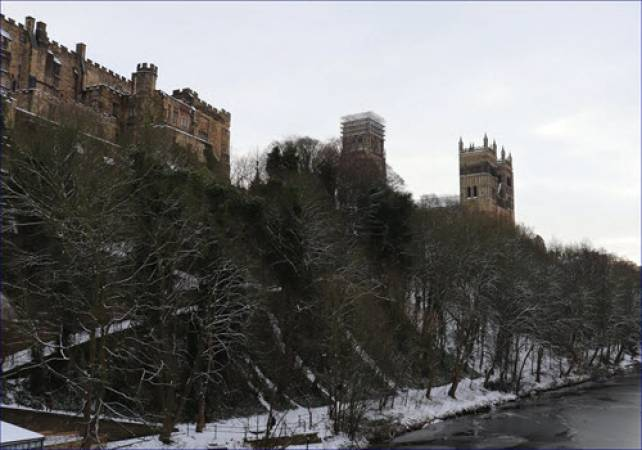 Half Day Walking tour in Durham, North East England Image 5