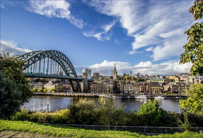 Half Day Walking tour in Newcastle, North East England Image 1