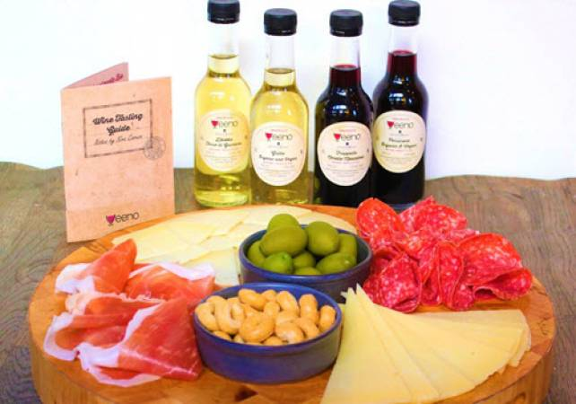 Italian Food & Italian Wine Tasting At Home for Two  Image 1