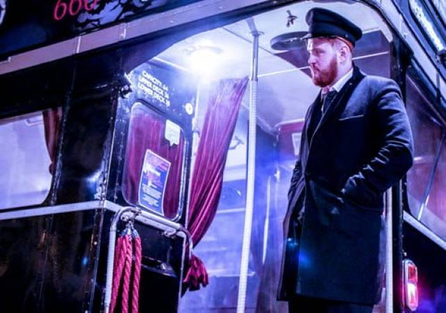 75 Minute Spooky York Ghost Bus Tours  Suitable for All Ages Image 5