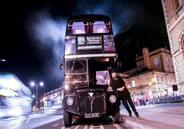 75 Minute Spooky York Ghost Bus Tours  Suitable for All Ages Image 6