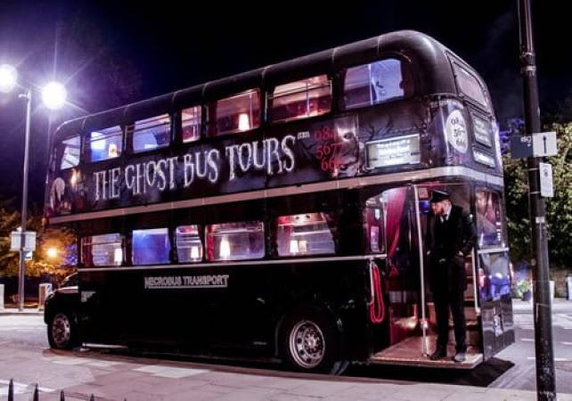75 Minute Spooky York Ghost Bus Tours  Suitable for All Ages Image 1