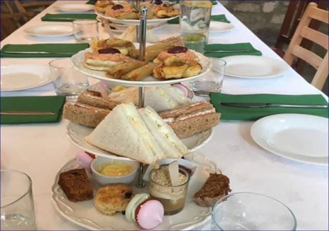 Craft Day Experience with Afternoon Tea in Cumbria Image 2