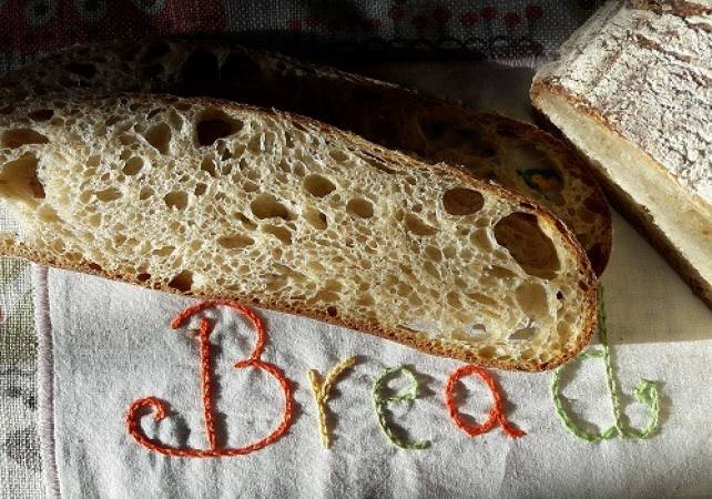 Artisan Bread Making Experience in Cumbria suitable for all Levels Image 2