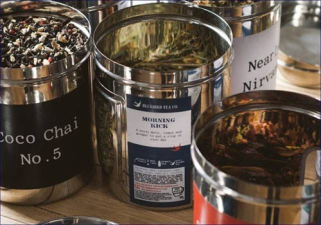 Blending & Tea Tasting Masterclass - Available at Various locations in UK. Image 1