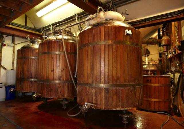 Brewery & Winery Tour and Tastings Offer at Chiltern Valley Image 1