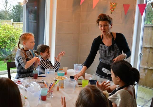 Childrens Chocolate Making  - Buckinghamshire Image 6