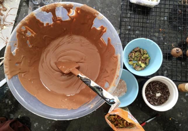 Childrens Chocolate Making  - Buckinghamshire Image 5