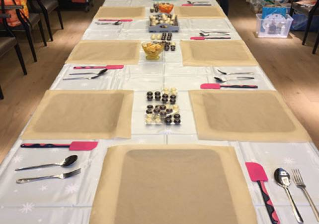 Chocolate Truffle Making Workshop  - Buckinghamshire Image 5