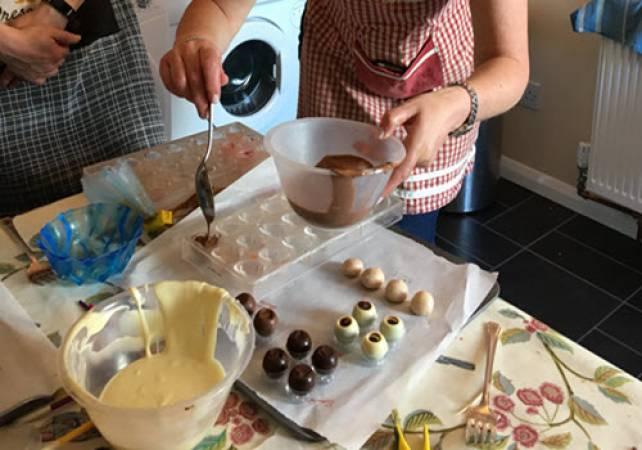 Chocolate Truffle Making Workshop  - Buckinghamshire Image 4
