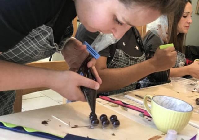 Chocolate Truffle Making Workshop  - Buckinghamshire Image 3