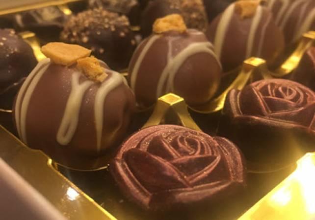 Chocolate Truffle Making Workshop  - Buckinghamshire Image 1