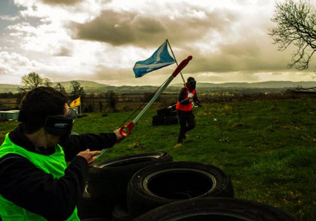 Combat Archeru Stirlingshire - 1-2 Hours of Fun Suitable for 8 Years+ Image 1