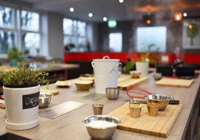 Cookery Class For Two | Dining Out With a Twist in Manchester Image 1