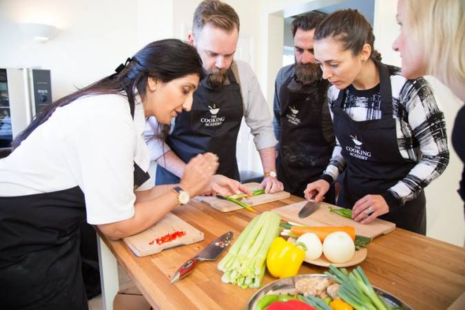 Taste of the World One Day Cookery Classes  - Available in Hertfordshire Image 3
