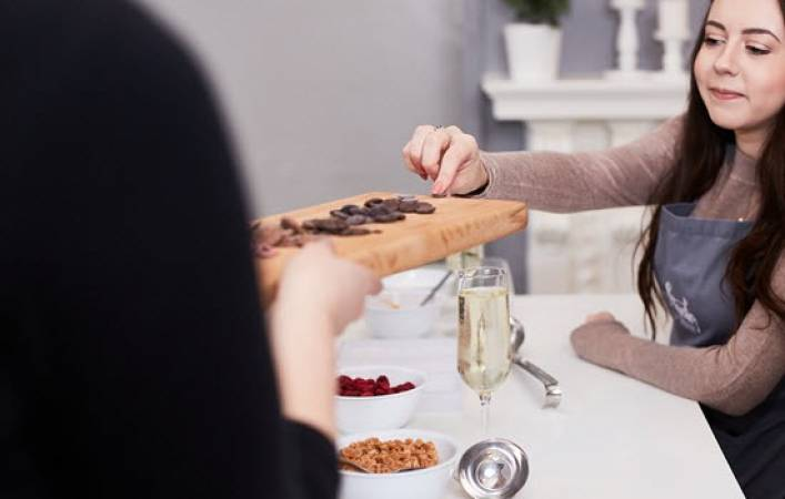 Chocolate Making Experience for Couples - Nottingham - LGE Image 2