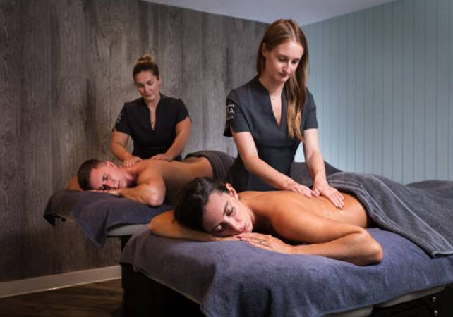 Couples Spa Day Cornwall  - St Michaels Falmouth Bay - LGE Image 1