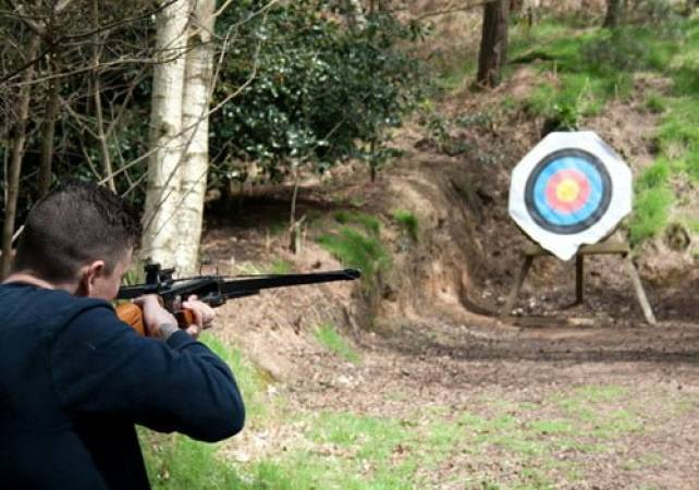 Crossbows Experience in Nottingham For 12 years + & All Levels Image 2