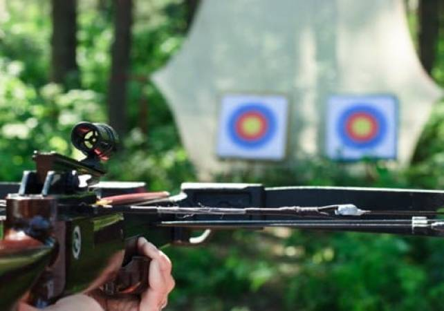Crossbows Experience in Nottingham For 12 years + & All Levels Image 1