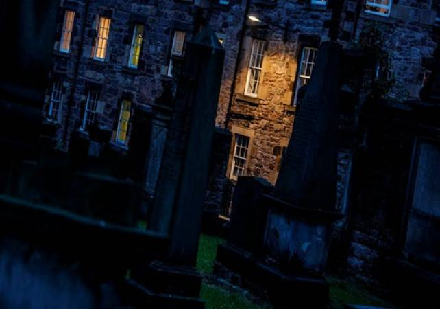 Ghost tour Blair Street Underground Vaults Edinburgh Image 5