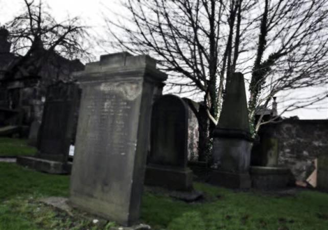 Ghost tour Blair Street Underground Vaults Edinburgh Image 4