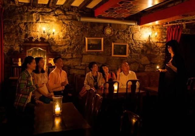Daytime ghost tour Blair Street Underground Vaults Edinburgh Image 3