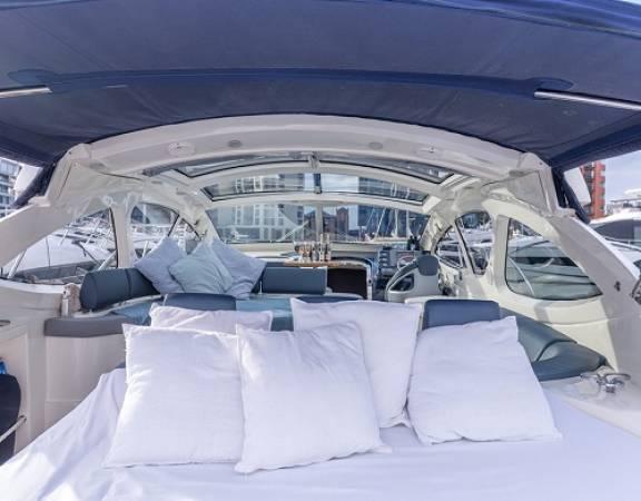 Half Day Luxury Motor Yacht  - Euphoria Southampton Image 4