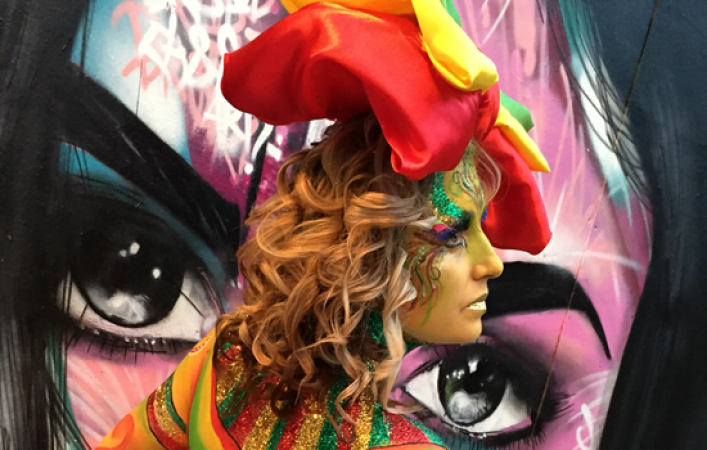 Body Art Workshop with Professional Artistes in Kent & London for Age 18+ Image 3