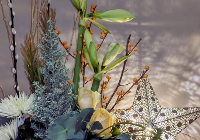 Winter Flower Arranging Classes near Northamptonshire Image 2