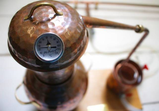 Gin Distilling Experience in the West Highlands Gift Idea for the Gin Lover Image 3