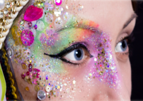 Thumbnail - Fantastic one day Glitter and Festival Make Up Course London and Kent Image 0